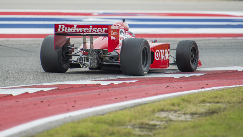 2002 GForce IRL - Driver: Tom Dooley