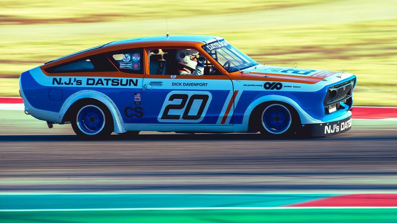 1973 Datsun 210, Don Preston Racing