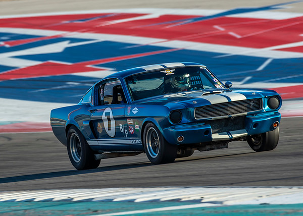 1966 Shelby GT350, SVRA Group 6