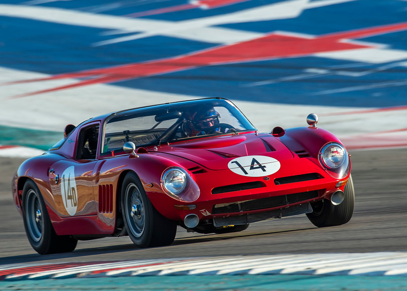 1968 Bizzarrini 5300GT - Group 6, SVRA
