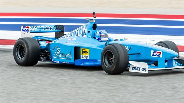 1998 Benetton F1