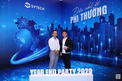 SVTech HCMC Year End Party instant print photo booth @ White Palace PVD | Chụp hình in ảnh lấy liền Sự kiện | WefieBox Photobooth Vietnam
