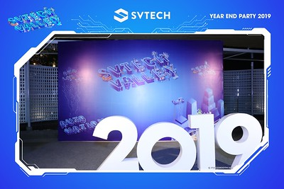 SVTech | Year End Party 2019 @ White Palace Pham Van Dong | YEP instant print photobooth in Ho Chi Minh City | Chụp hình lấy liền Sự kiện tại TP Hồ Chí Mih | Photobooth Saigon