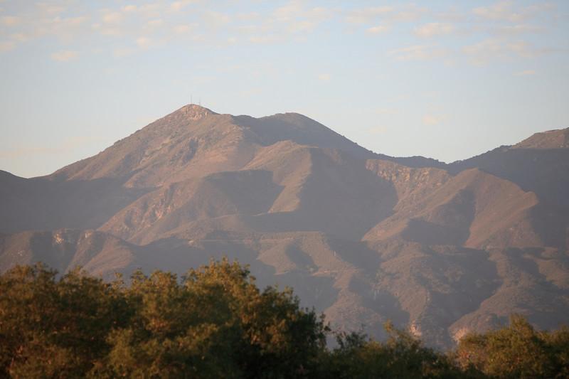 Mountain Contrast
