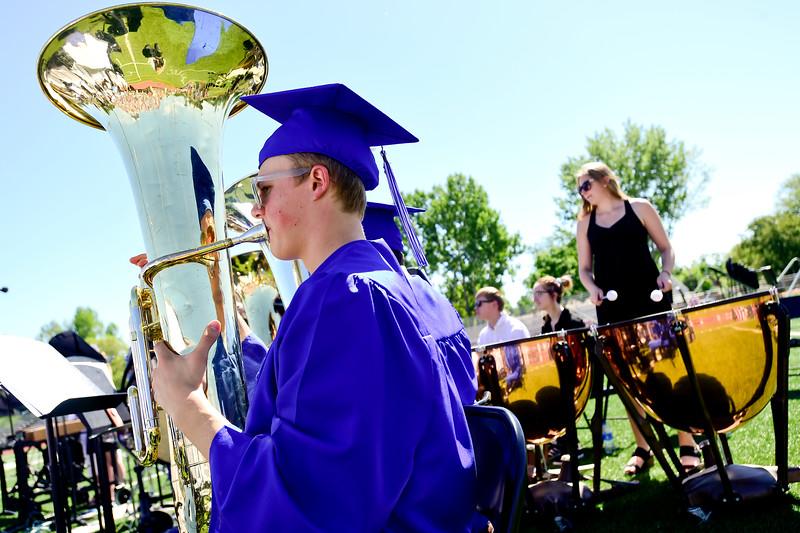 Longmont High School Graduation
