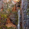 Waterfall after Rain Storm