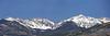 Snowcapped Truchas Peak