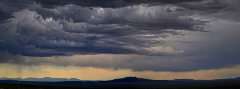 Weather North of Taos