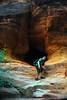 Cave, Angel Landing Trail