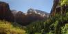 Emerald Pools Trail Vista