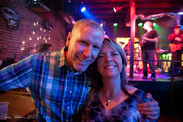 Todd and Jennifer
