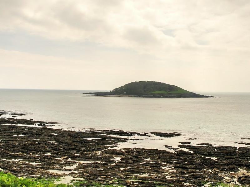 Looe Island.
