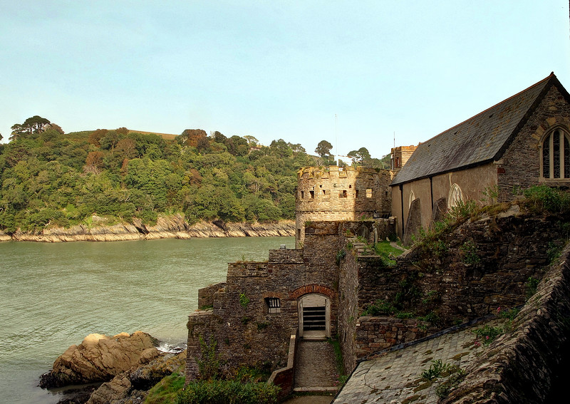 Dartmouth Castle.