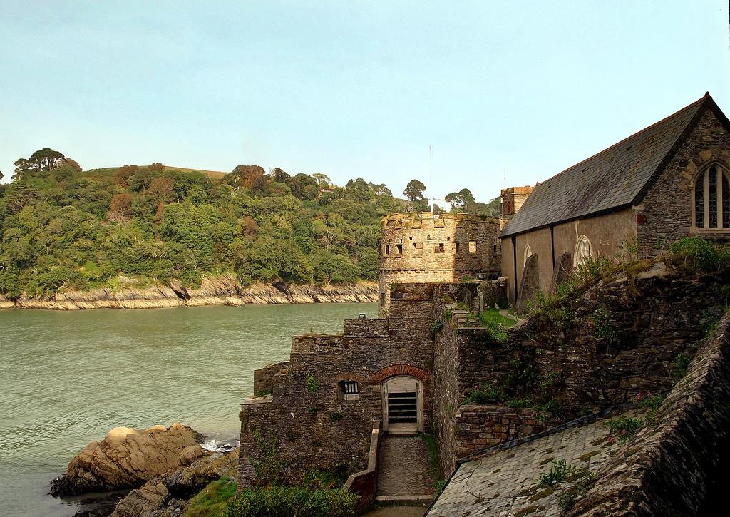 Dartmouth Castle.