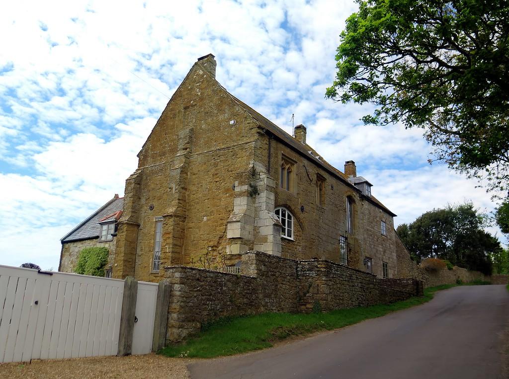More historic buildings at Abbotsbury