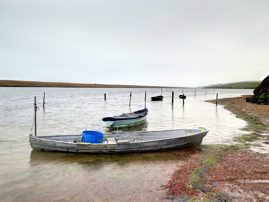 Boats on The Fleet