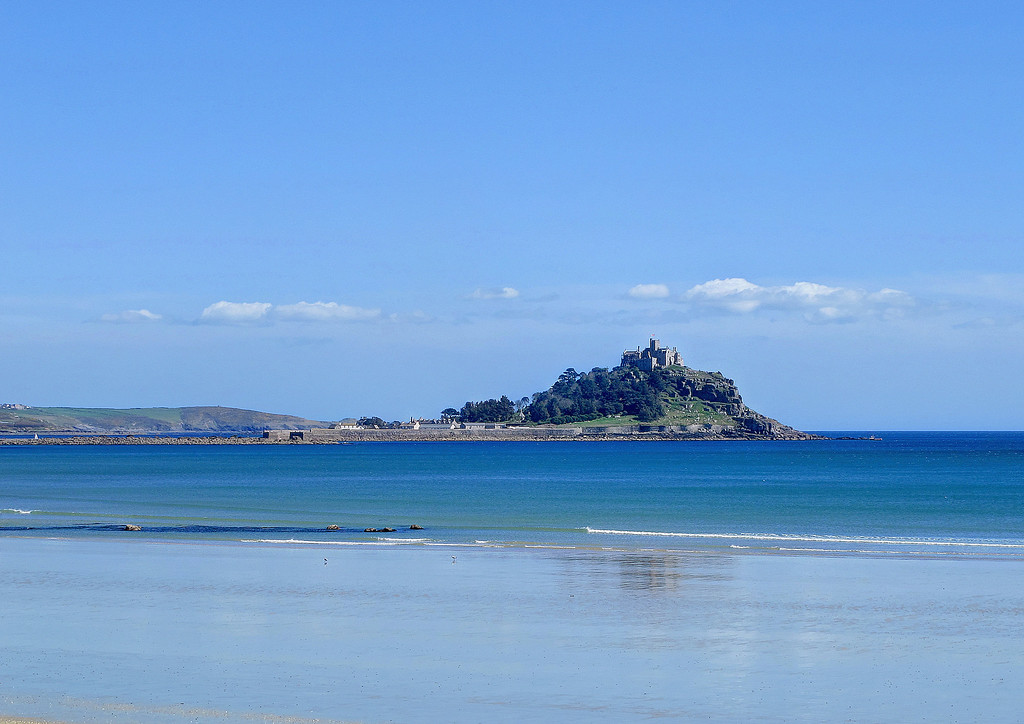 St Michaels Mount, Marazion, Cornwall.