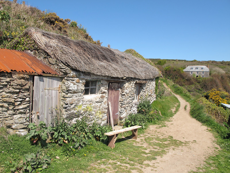 Fishermen's Cottages at Prussia Cove