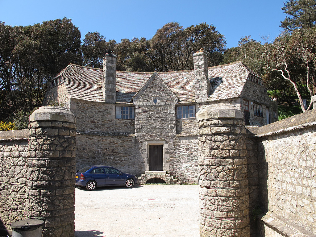The Music House at Prussia Cove