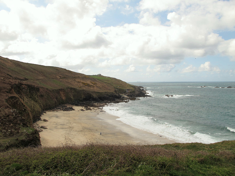 Portheras Cove.
