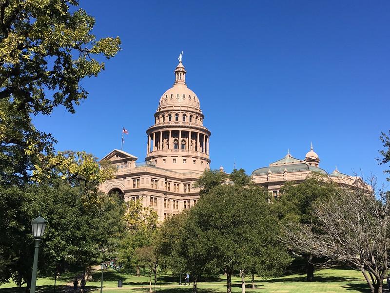 WE17 Texas State Capitol - Austin, TX