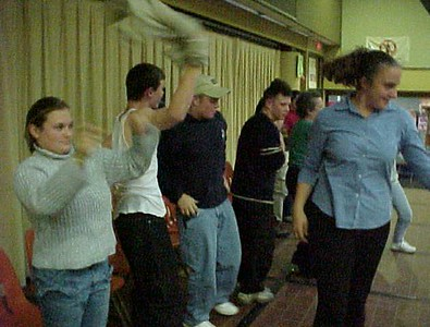 Minuteman Tech High School... November 4, 2000