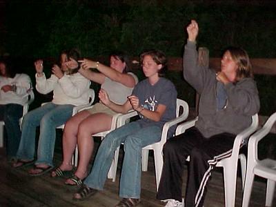 Strawberry Park Resort... July 24, 2000