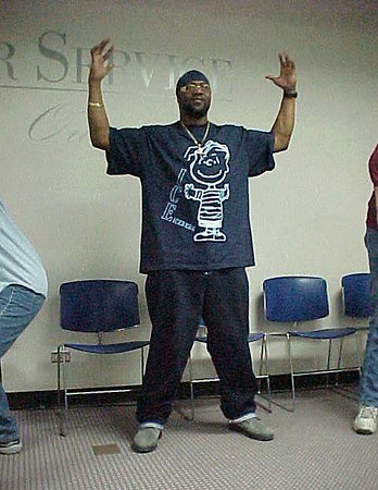 J.C. Penny Employee Appreciation Day... April 26, 2001