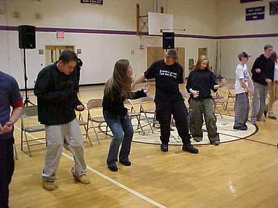 East Granby High School... February 27, 2002