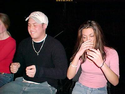 Marshfield High School... March 1, 2002