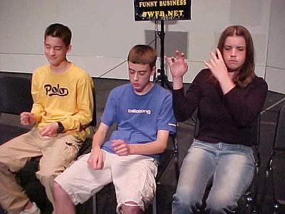 Newtown High School... April 26, 2002