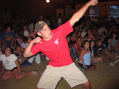 Point Sebago Resort... Teen Shows... 2003