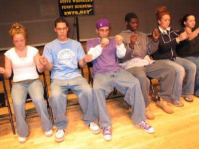 Lowell High School... March 1, 2004