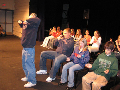Marshfield High School... April 2, 2004