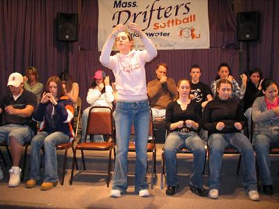 Mass Drifters... March 27, 2004
