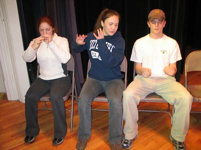 Needham High School... February 5, 2004