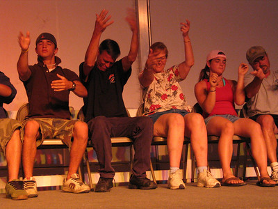 Bayley's Camping Resort... July 3, 2005