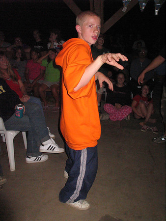 White Pines Campsites... August 20, 2005