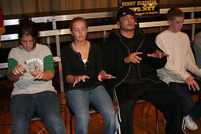 SWFB Hypnosis Show Photos