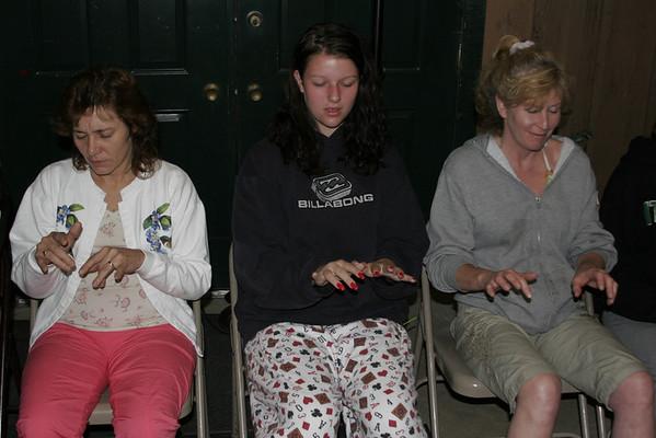 White Pines Campsites... August 16, 2008