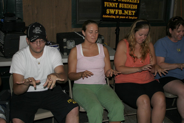 White Pines Campsites... July 19, 2008