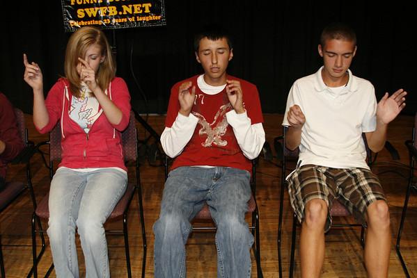 Coyle & Cassidy High School... October 3, 2009