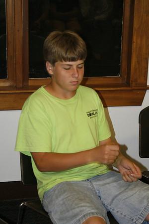 Powder Horn Family Campground... September 5, 2009