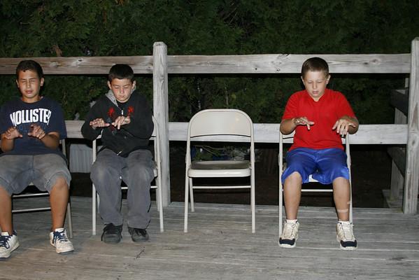 Strawberry Park Resort... August 31, 2009