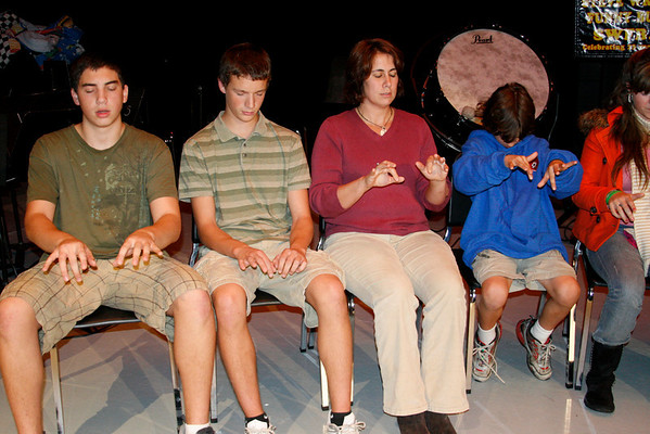 Litchfield High School Robotics Team... October 7, 2010