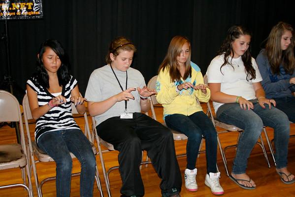 North Brookfield Jr Sr High School... October 1, 2010