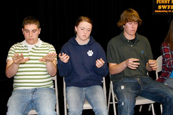 Quabbin Regional High School... April 9, 2010