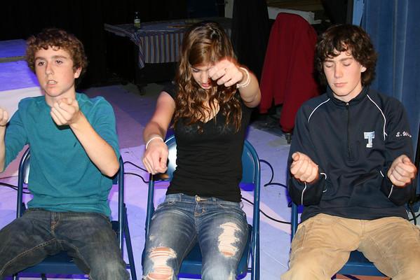 Triton Regional High School... November 23, 2010