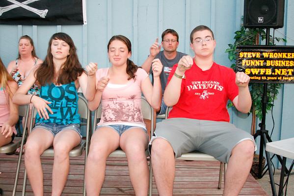 Flat Rock Bridge Family Resort... July 10, 2011