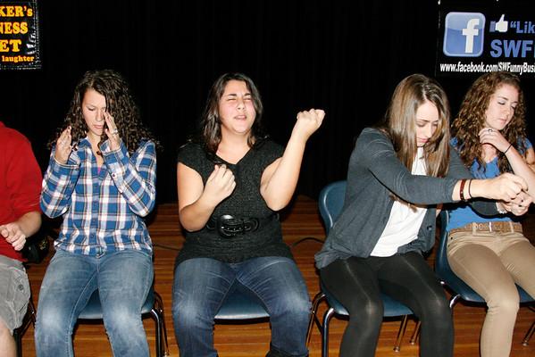 Georgetown High School... November 9, 2011
